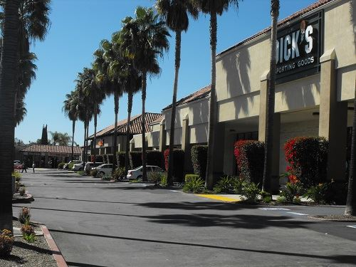 Dicks Sporting Goods shopping center picture