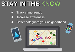 Crime Mapping Software Program Icon