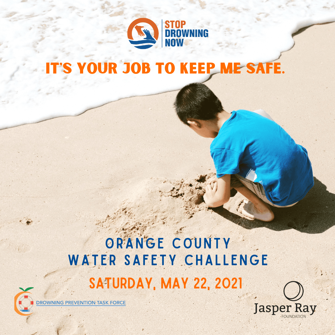 Water Safety Challenge Ad